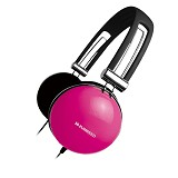 ZUMREED Color Headphone [ZHP-005 Color] - Pink - Headphone Portable